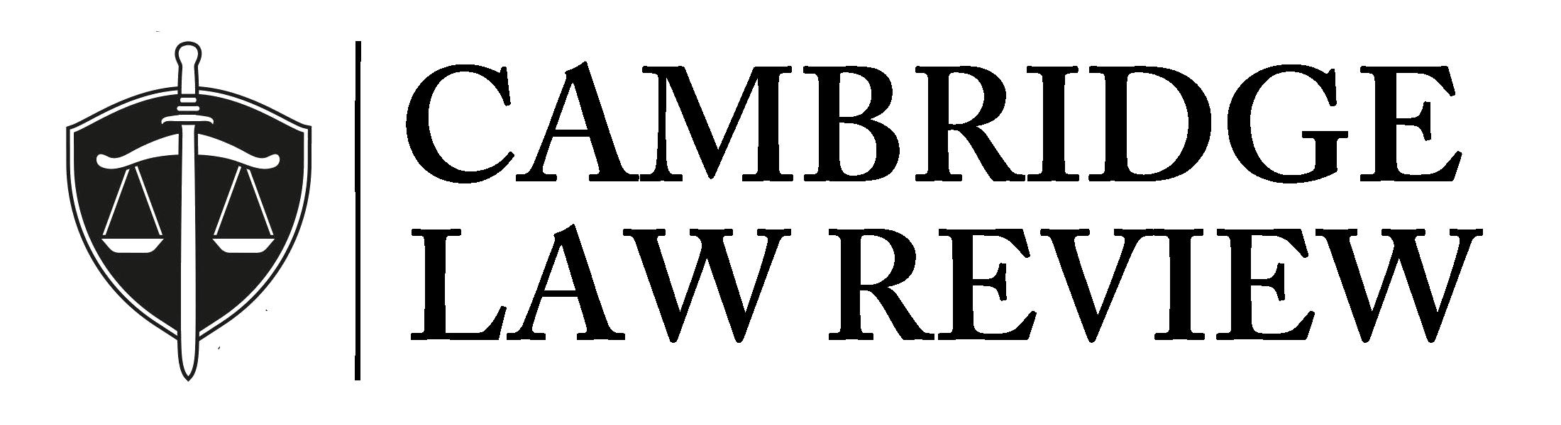 Cambridge Law Review logo