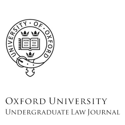 Oxford University Undergraduate Law Journal logo